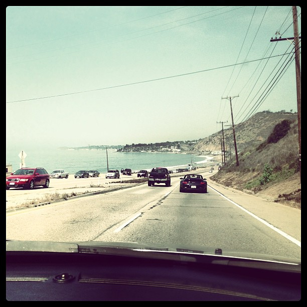 PCH drive though Malibu