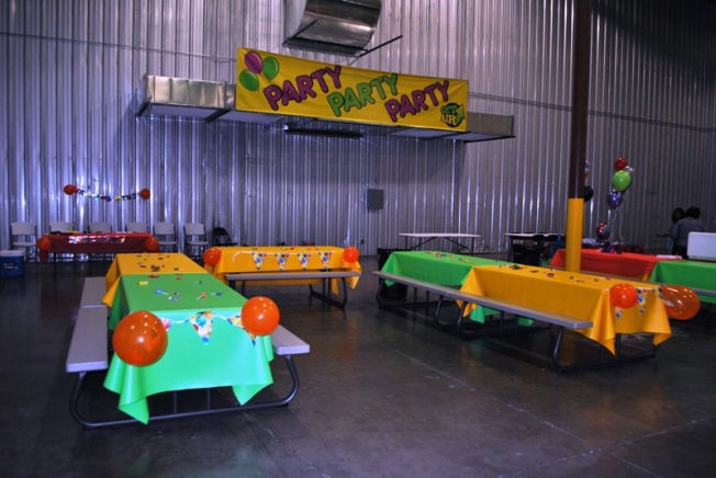 PartyTables
