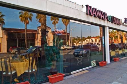 Nawab of India...the restaurant where we had our first date.