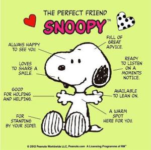 SnoopyFriendship
