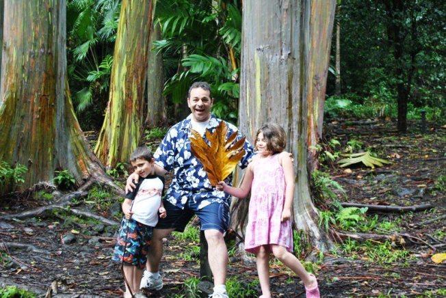 Dad_MauiRainforest
