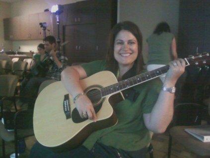 Me at SLBC in 2010