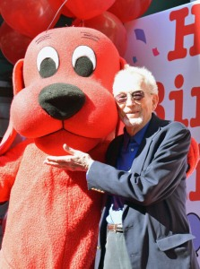 Clifford The Big Red Dog 50th Anniversary Celebration